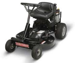 I have a Craftsman mower LT1000 riding mower 17 - FixYa